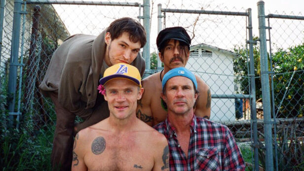 Red Hot Chili Peppers fot. Warner Music/onet.pl