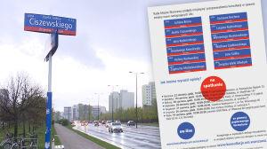 12 ulic do dekomunizacji, tabliczki i dokumenty do wymiany