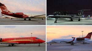 Piękne samoloty rosyjskich VIP-ów
