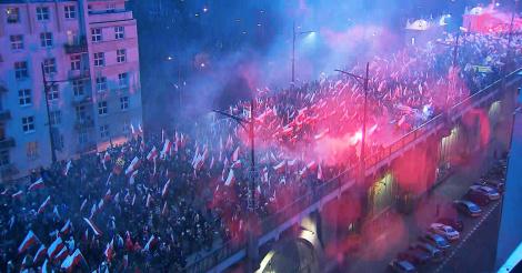 Gronkiewicz-Waltz znów przegrywa w sprawie o marsz narodowców