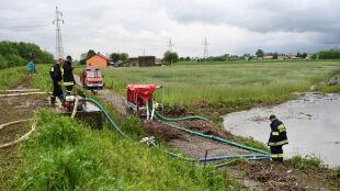 Uwaga: żywność i woda w miejscach objętych powodzią mogą być szkodliwe dla zdrowia