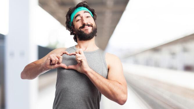 Chcesz żyć dłużej i mieć zdrowe serce? <br />Nie unikaj treningów, ćwicz regularnie