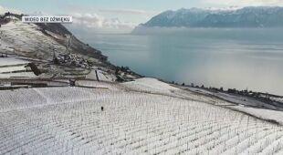 Szwajcaria w śniegu